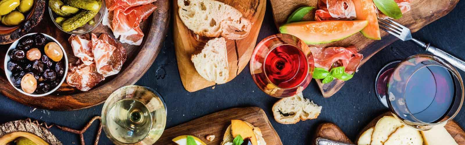 Apertieven en Wijnen
